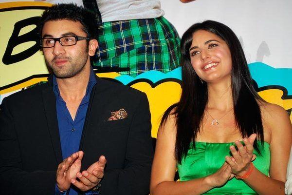 Katrina Kaif Dating Ranbir Kapoor: Katrina, Ranbir Spotted ...