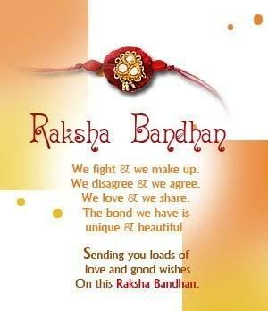 raksha bandhan essay in gujarati language