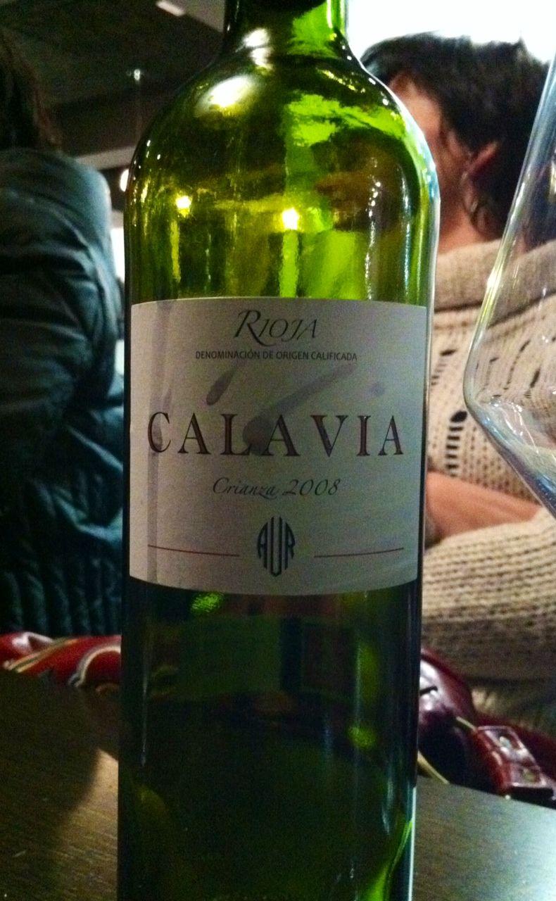 Calavia crianza 2008