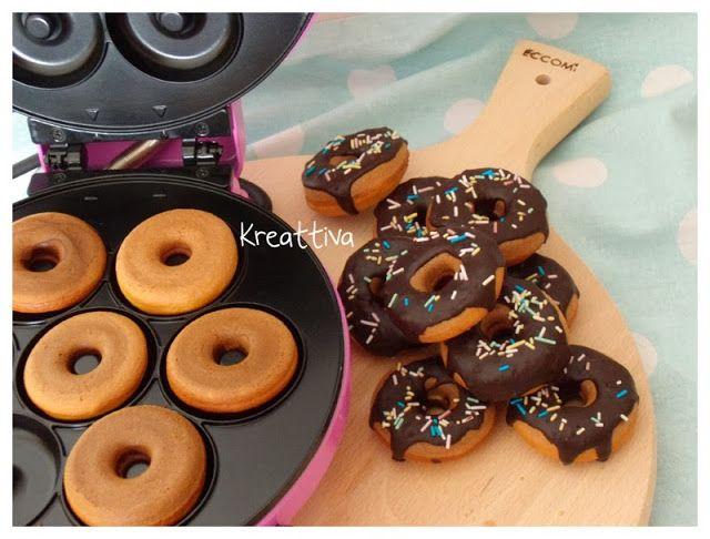 Ricetta Donuts Con Piastra Elettrica.Mini Donuts Doughnuts Con Popcake Maker Princess Ricette Ricette Dolci Cibo