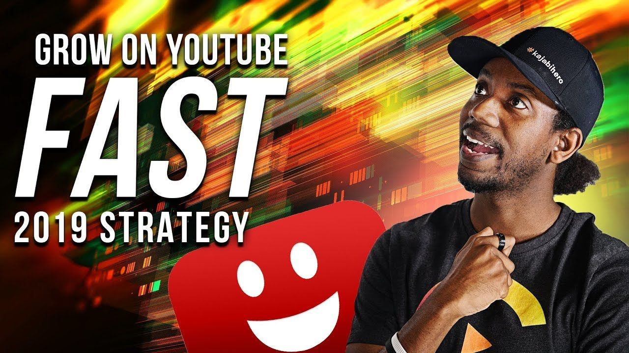 HOW TO GROW A YOUTUBE CHANNEL FAST IN 2019 (NOT CLICKBAIT