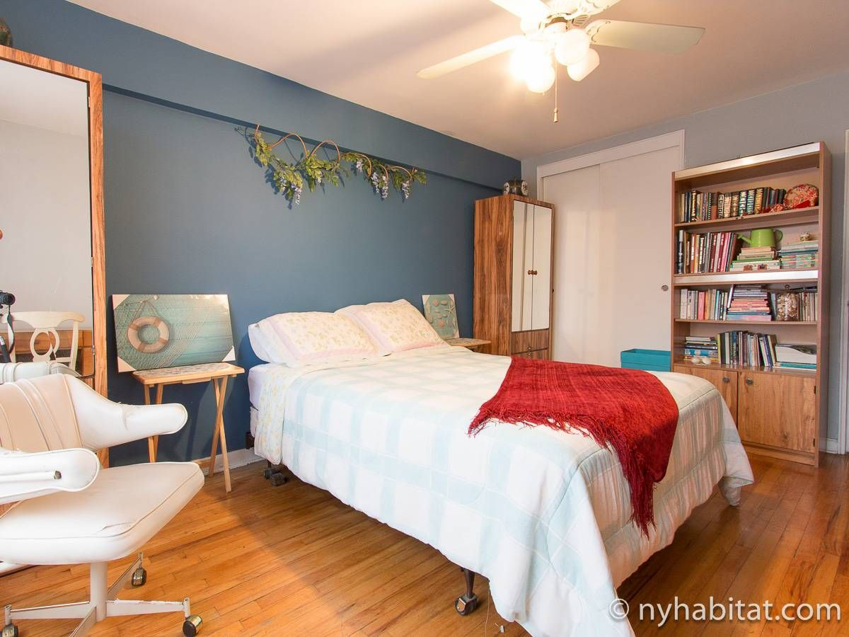 New York Bed And Breakfast 1 Bedroom Apartment Rental in