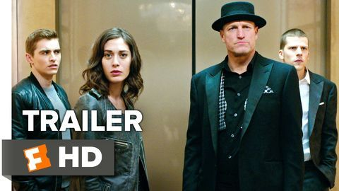 Now You See Me 2 Trailer With Harry Potter Funsubstance Tv Daniel Radcliffe Movies Daniel Radcliffe Movie Trailers