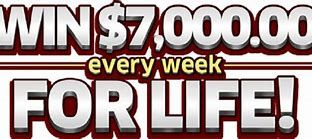 Image result for pch 10000 a week for life sweepstakes