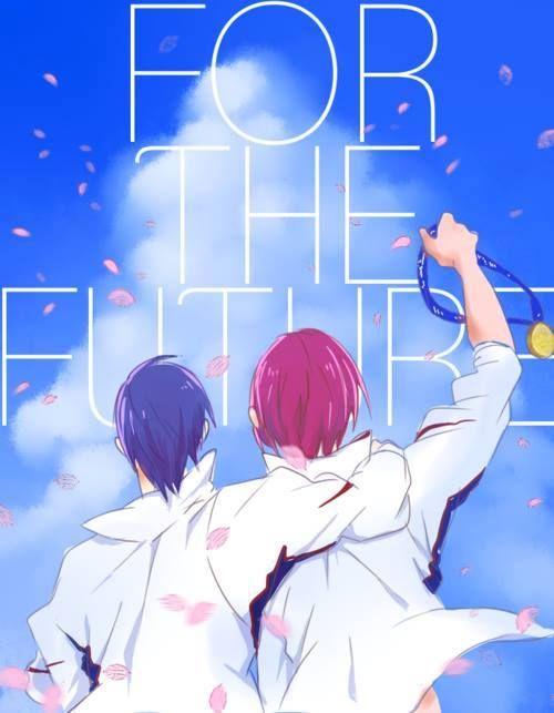 Free!! Eternal Summer.