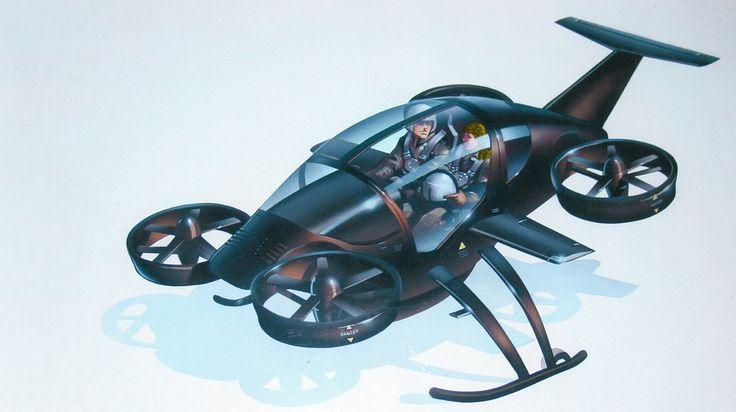 Transportdesign für fliegende Fahrzeuge - #fahrzeuge #fliegende #transportdesign - #AutosGezeichnet