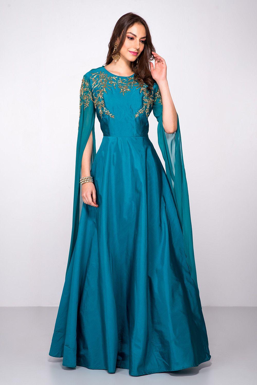 On Demand Wardrobe | Teal blue, Jaipur and Teal