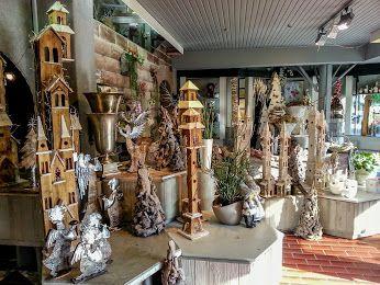 Wohnideen Nordisch nordische weihnacht weihnachten advent dekoration holzhäuser