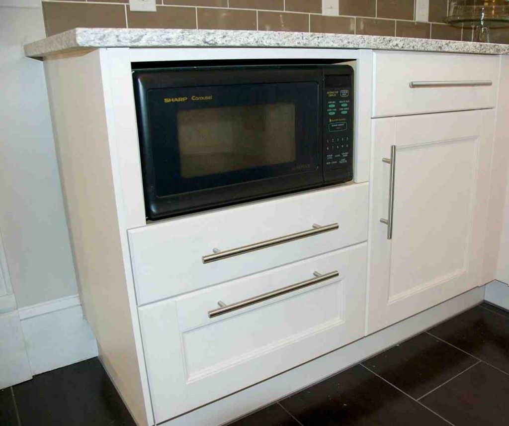 24 Under Cabinet Microwave | Microwave Cabinet | Pinterest ...