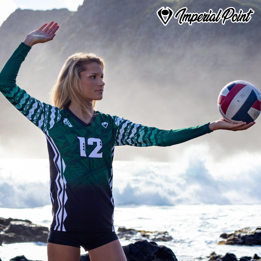 Bump Set Spike Your Way Into The New Season With Sublimated Volleyball Uniforms Want To Rule The C In 2020 Custom Sports Jerseys Sports Uniforms Volleyball Uniforms