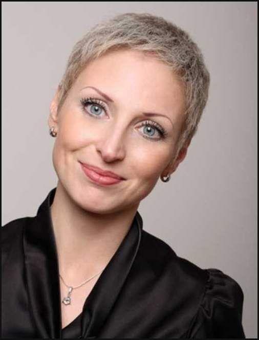 Sehr Stilvolle Kurze Haarschnitte Für Frauen Über 50 // #Frauen ... |  Einfache Frisuren | Kurzhaarfrisuren | Pinterest | Pixies, Haircuts And  Short Hair