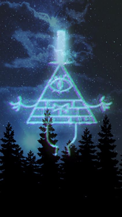 bill cipher iphone wallpaper Google Search Gravity