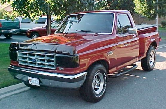 1987 Ford F150 1987 Ford F 150 Stepside New Transmission With