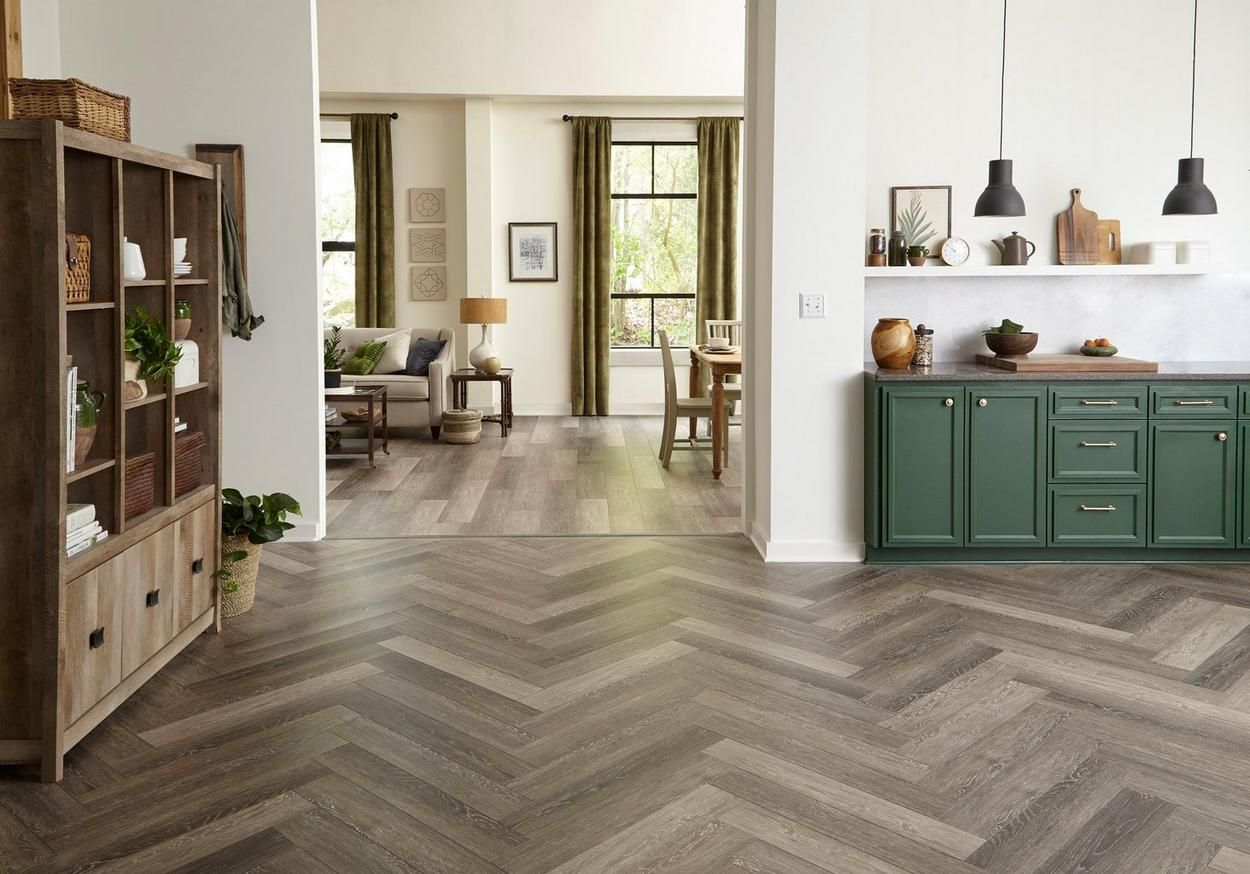 Look What I Found At Floor Decor Floor Decor Flooring Herringbone Floor