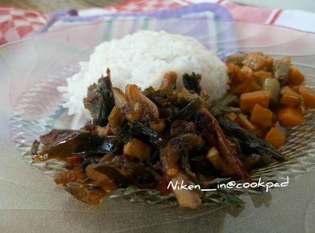 Resep Sambal Klotok Oleh Niken Indriati Resep Makanan Masakan Tempe