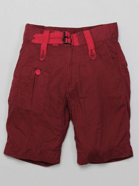 War Field Wear Research Shorts #shorts #red #warfieldwear #research #clothing