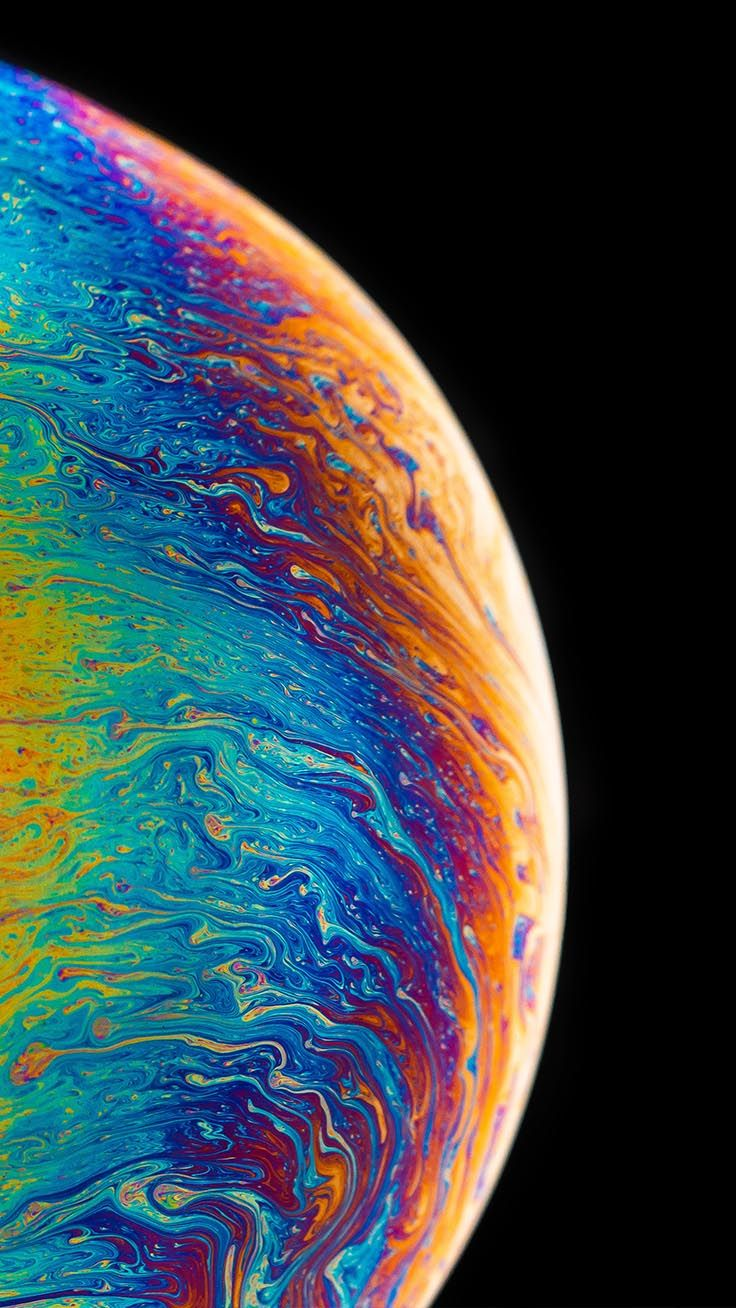 10 Colorful Abstract Iphone Xr Wallpapers Fondo De