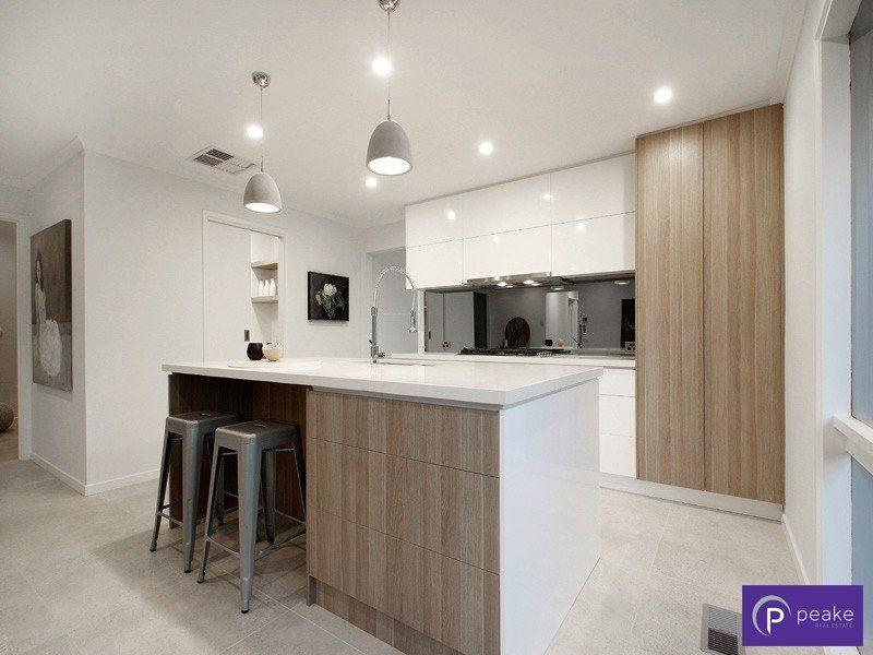Polytec Maison Oak Ravine Ans Classic White Sheen Modern