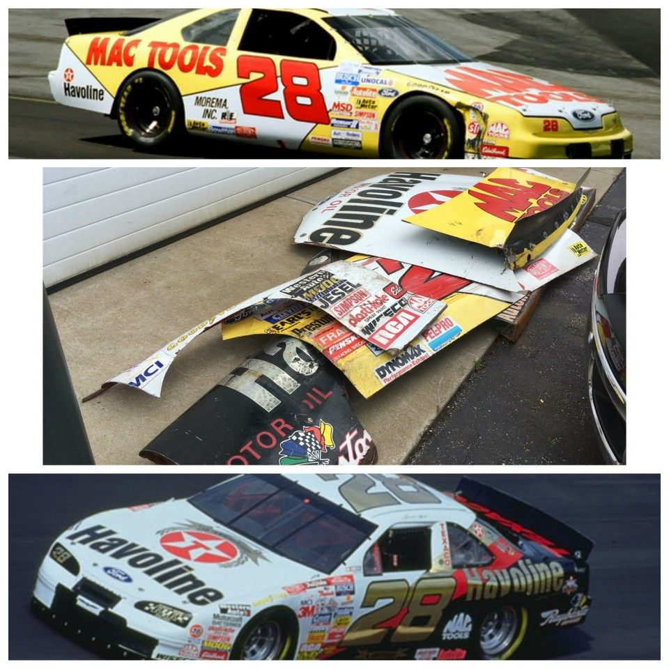 More Wall Art For The Cold Hard Art Shop Nascar Sheet Metal From Ernie Irvan Winston Cup And Busch Grand Nationa Grand National Race Race Cars Stock Car Racing