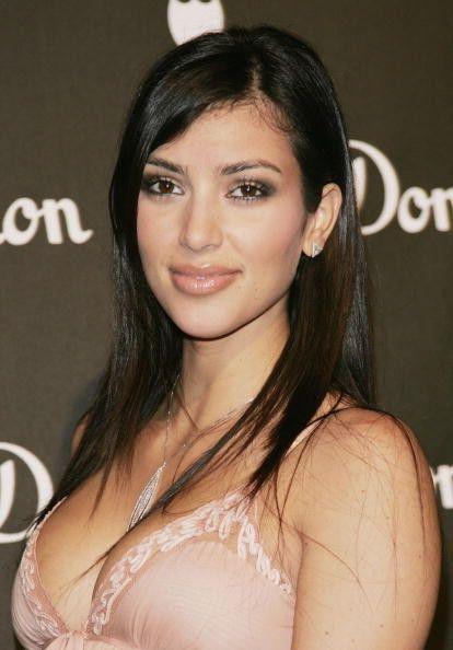 Kim Kardashian through the years - National Today in Photos | Examiner.com ( So Beautiful! )* <3