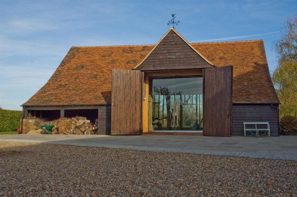 Delightful Conversion Of Barn Into Design Studio | JG Matthews Ltd