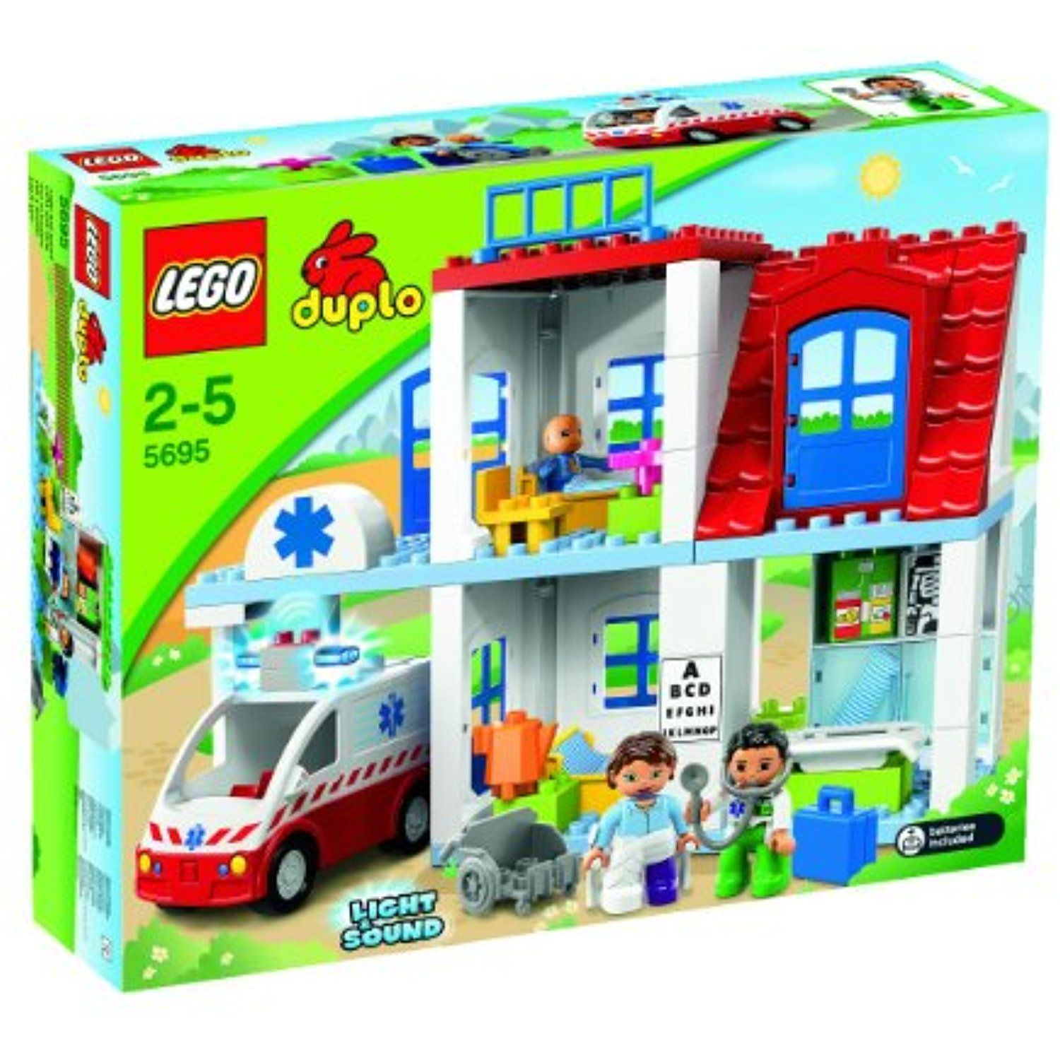 Lego Duplo 5695 Doctors Clinic Check This Awesome Product By