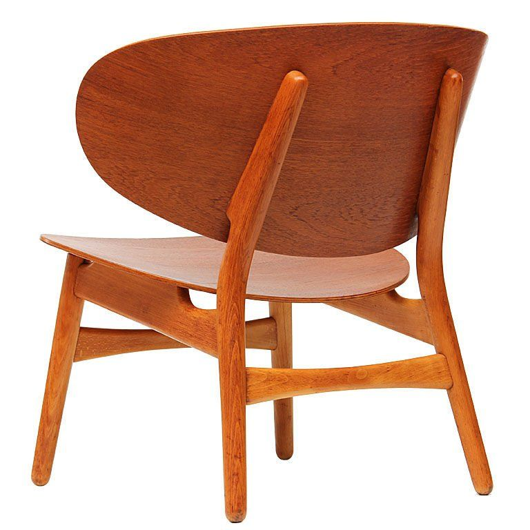 The Shell Chair by Hans J. Wegner