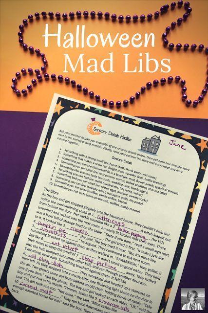 Halloween Creative Writing Activities Roundup Classroom Ideas - halloween writing ideas