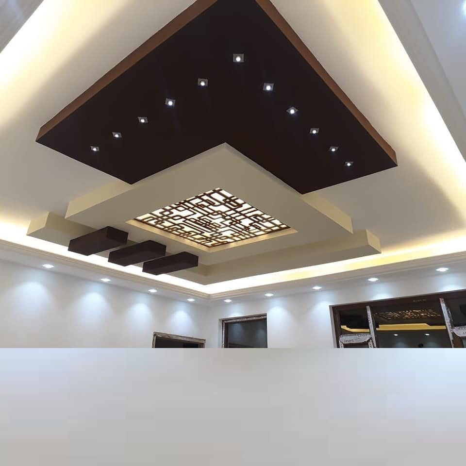 10 Perfect Living Room Ceiling Ceplukan In 2020 Ceiling Design Living Room House Ceiling Design Ceiling Design Modern