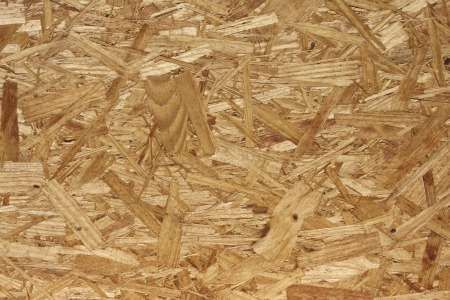 How To Paint Osb Doityourself Com Painted Osb Oriented Strand Board Diy Flooring