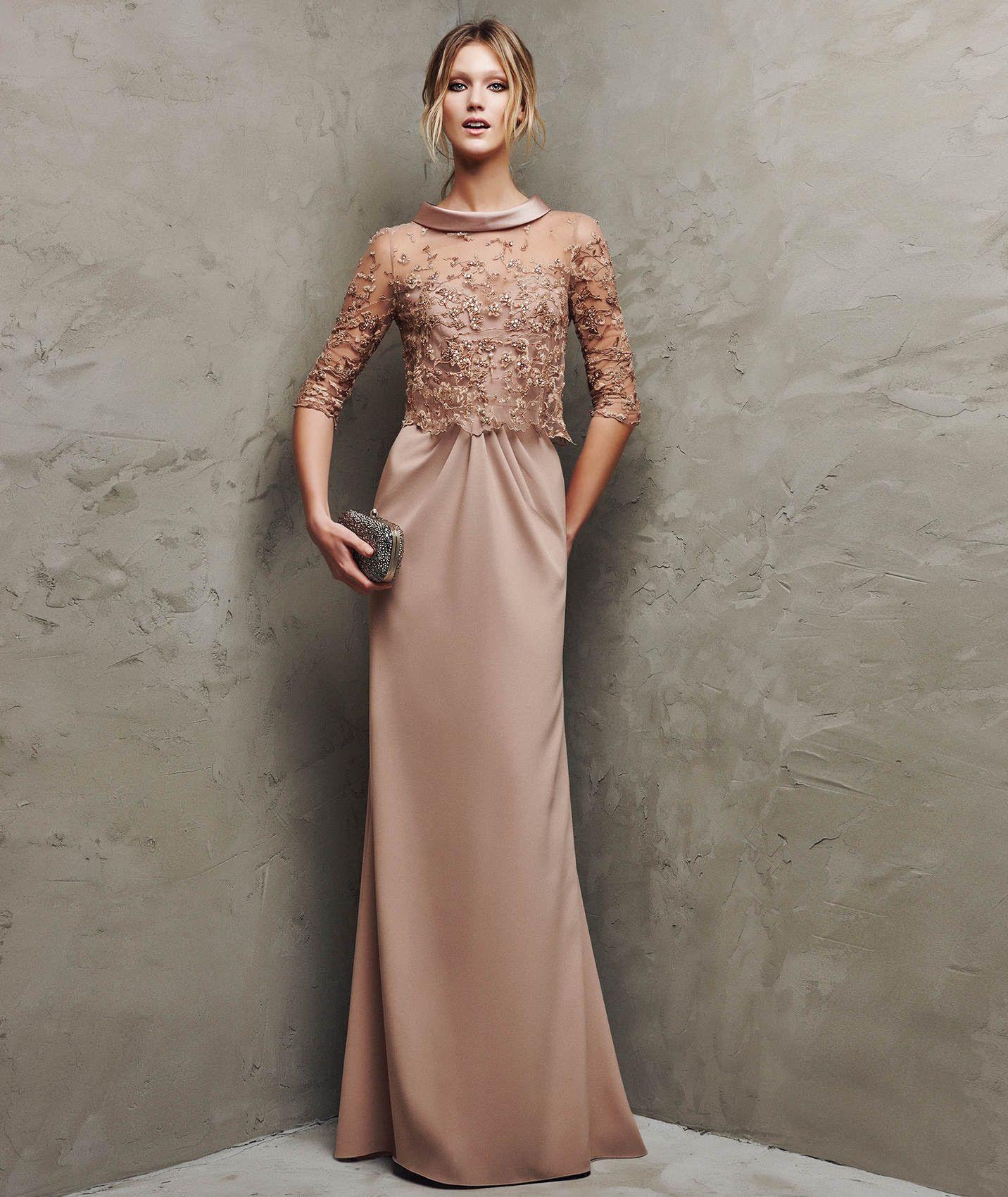 LASARA Vestido de fiesta 2016 | Pronovias | Pronovias