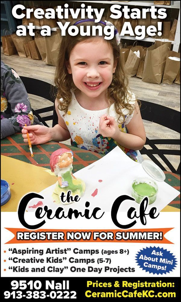 Creative FUN at Ceramic Cafe #ceramiccafe BIG NEWS- NO MORE STUDIO FEES.  CERAMIC CAFE HAS ALL INCLUSIVE PRICING  CERAMIC CAFE MOVED TO 9510 NALL AVENUE ON AUGUST 1ST, 2017  Ceramic Cafe is a paint-your-own-pottery and glass fusing studio serving the Kansas City area. All ages are welcome. Our helpful staff will guide you through the creative process with techniques and supplies to help even the artistically challenged create a masterpiece they are proud to call their own. #ceramiccafe Creative #ceramiccafe