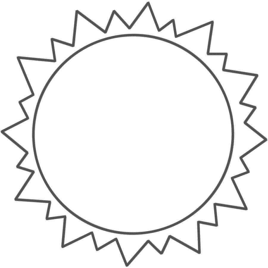 The Sun Coloring Page Moon Coloring Pages Sun Coloring Pages Coloring Pages