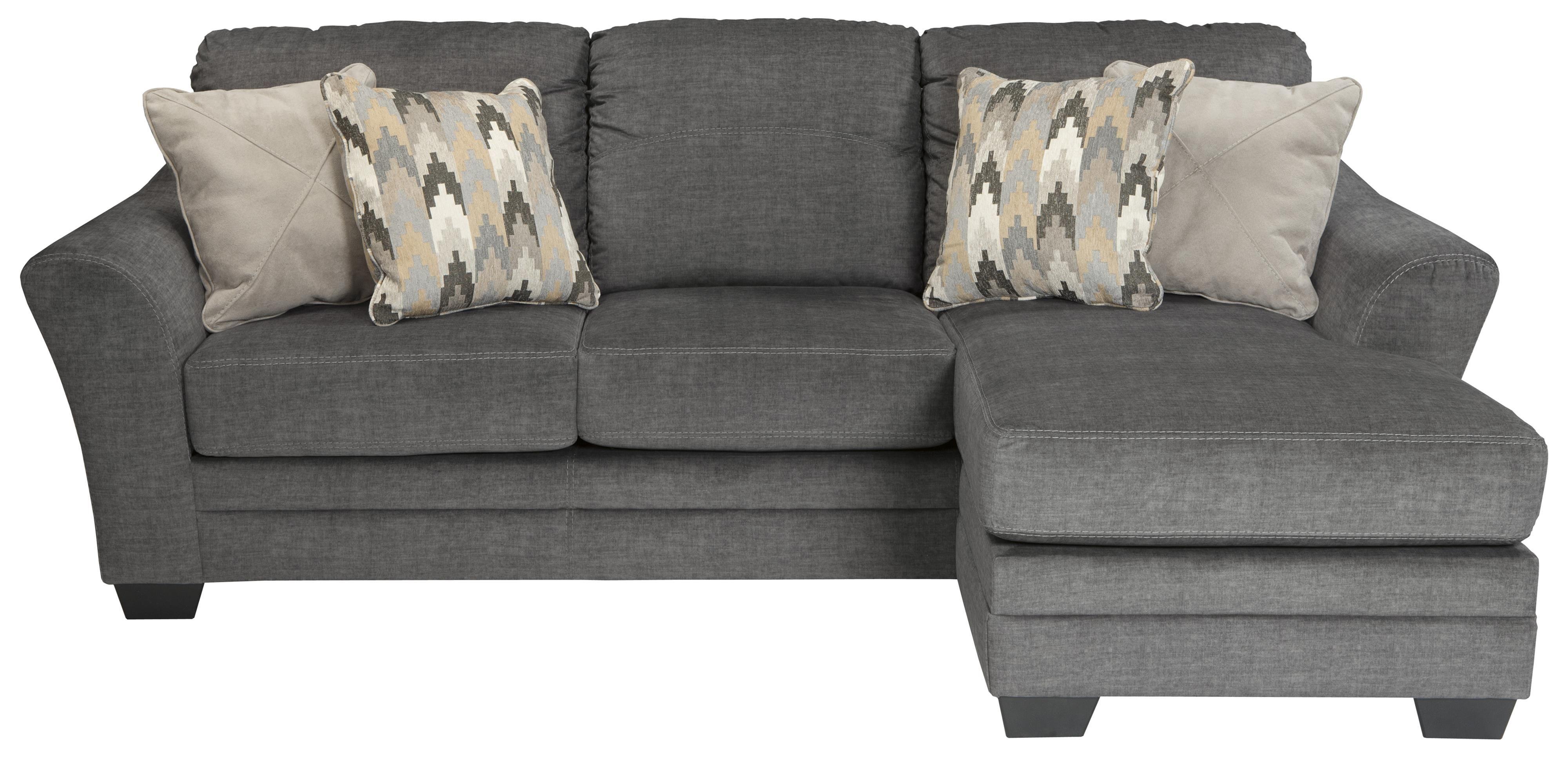 Strange Jb King Brody 8850218 Contemporary Sofa Chaise In Gray Inzonedesignstudio Interior Chair Design Inzonedesignstudiocom
