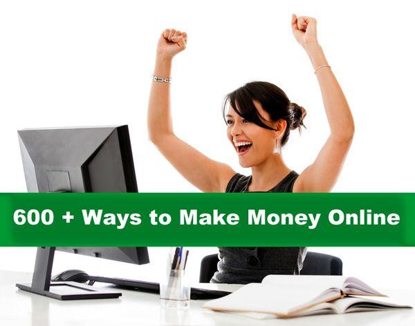 599 ways to make money online in 2014 17 ways to make money online