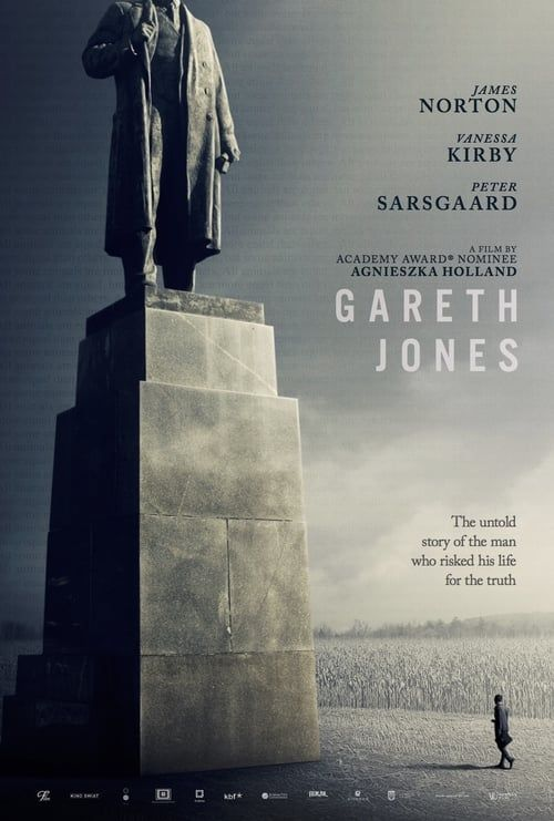 Watch Gareth Jones Full-Movie Streaming