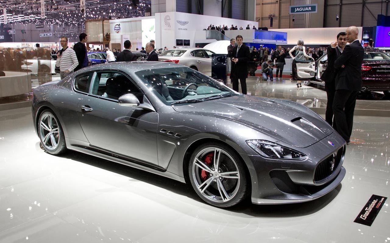 2015 Maserati GranTurismo Sport Car Brands News