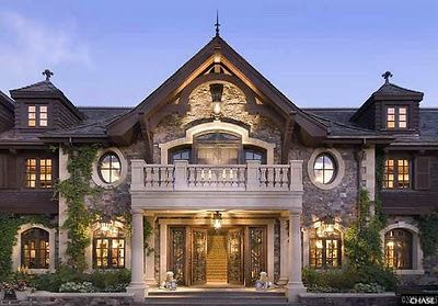 ♥ cool house!