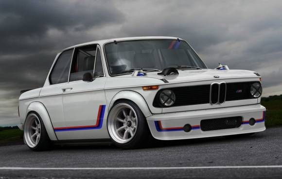 Weird And Wonderful Cars From This Gearhead S Imagination Bmw 2002 Bmw Vintage Bmw Classic Cars