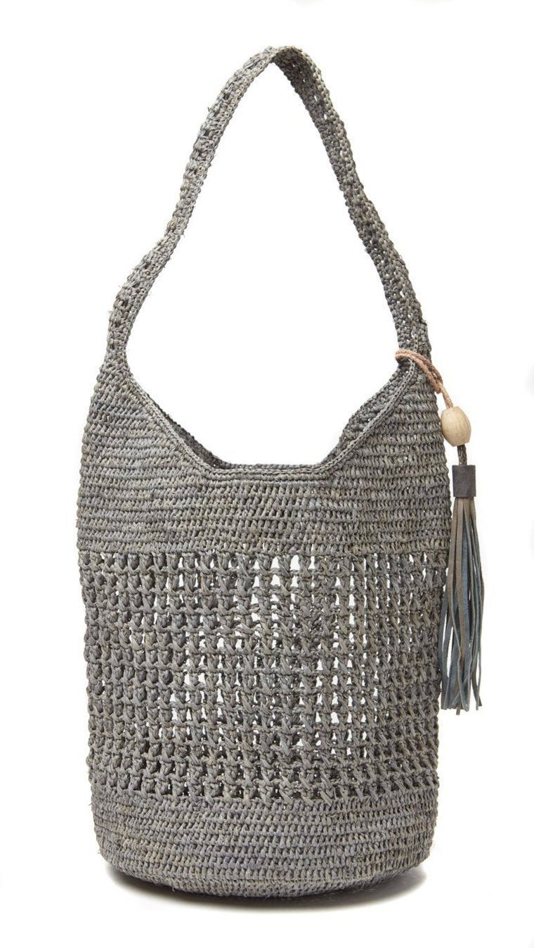 OLD TREND Stellar Stud Leather Tote  in several colors