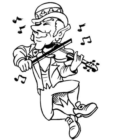 St pats | coloring pages - st Patrick\'s day | Pinterest