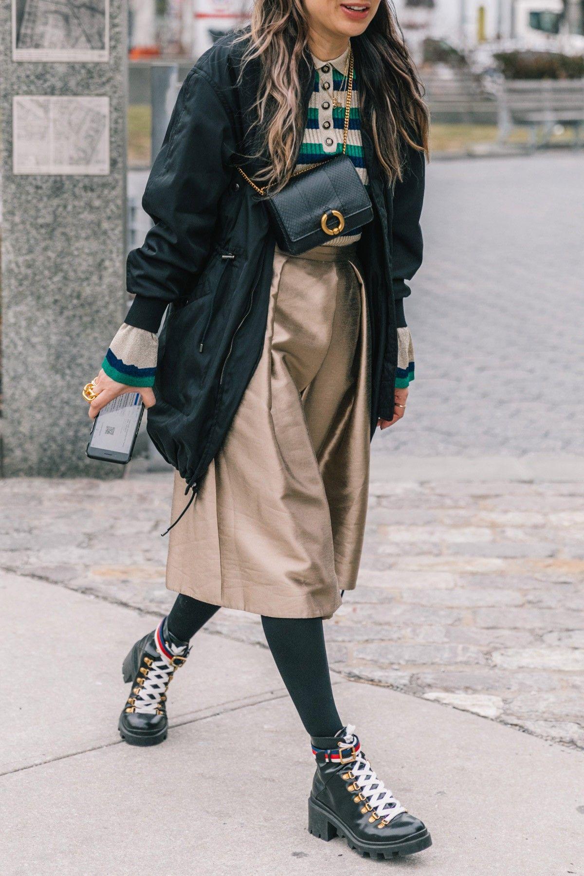 Sonbahar sokak stili 2019