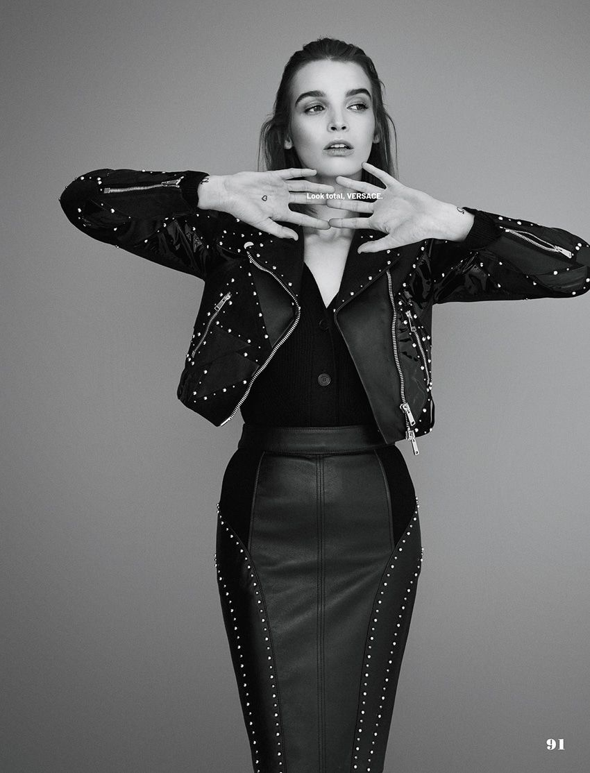 Elle mexico january richie hines by felix wong inspiring