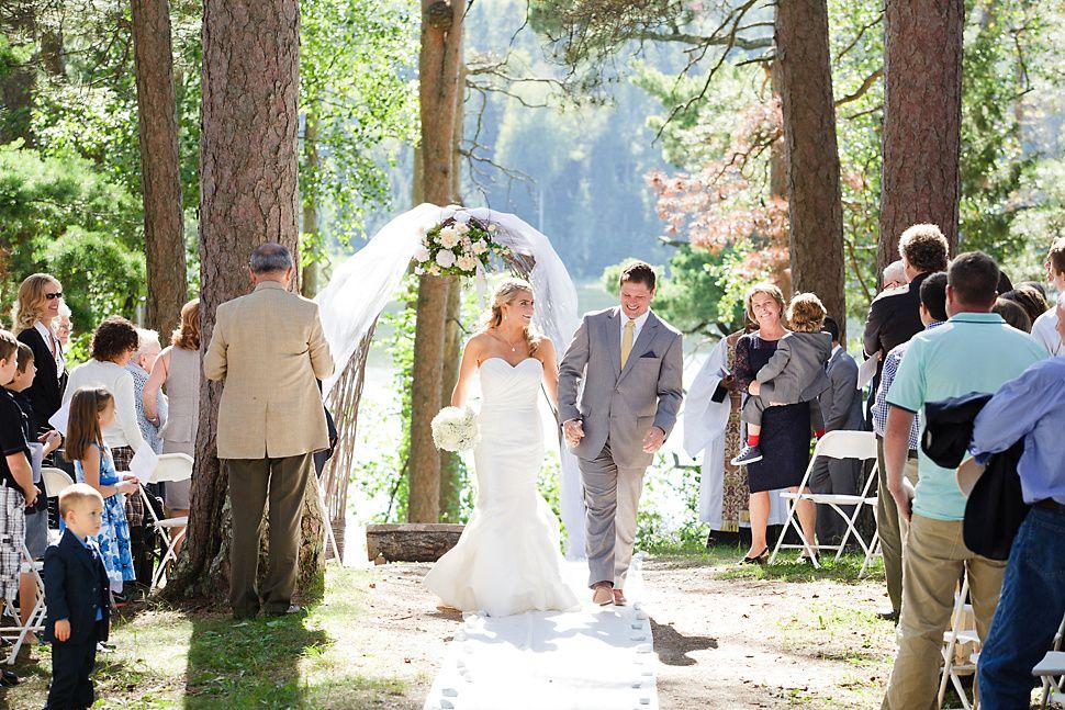 DUSTIN MICHELLE :: Itasca State Park Wedding
