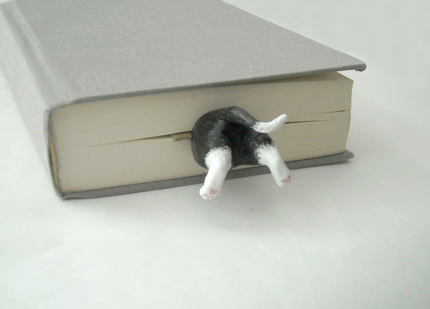 Cat Bookmark - great gift idea for cat lovers. | I like ...