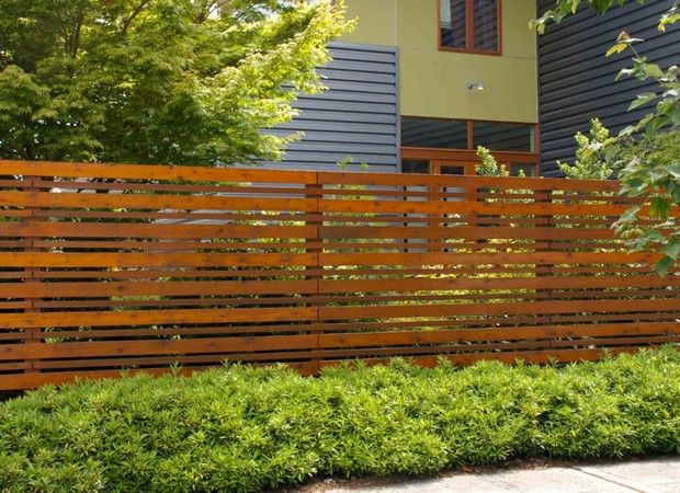 Wood Fence Pickets 4 Foot Composite Privacy Fence Designs Backyard Fences Modern Fence
