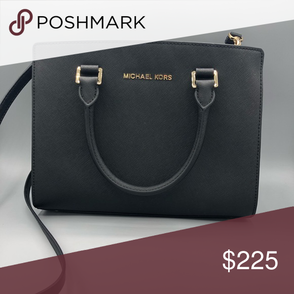 525d18f24306 Spotted while shopping on Poshmark  Michael Kors Medium Selma Satchel!   poshmark  fashion  shopping  style  Michael Kors  Handbags