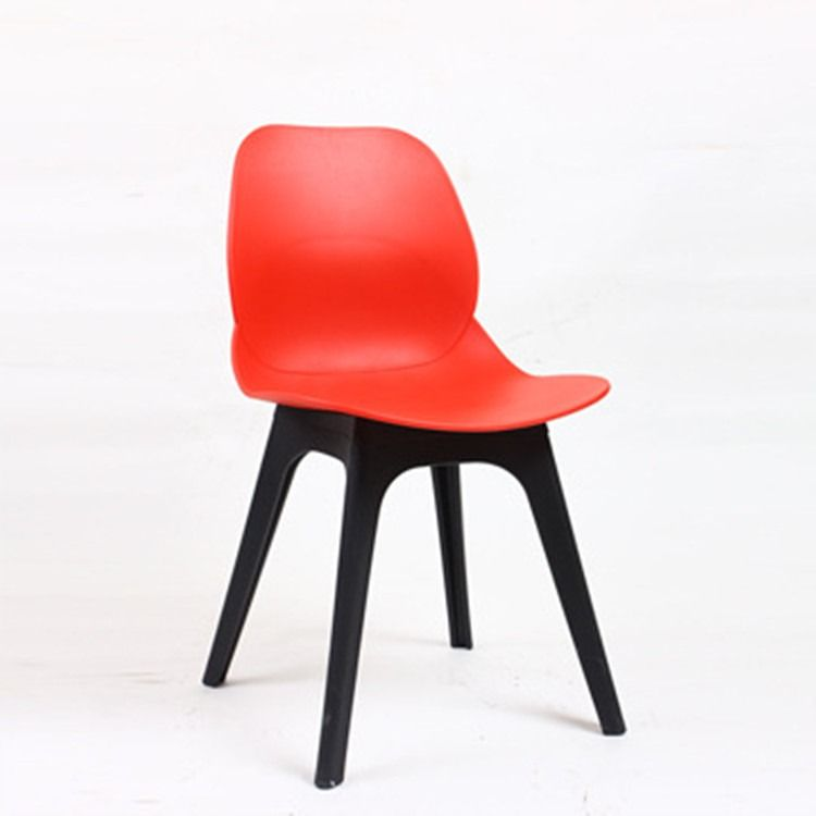 Plastic Stacking Chair Dining Chair Restaurant Chair Coffee