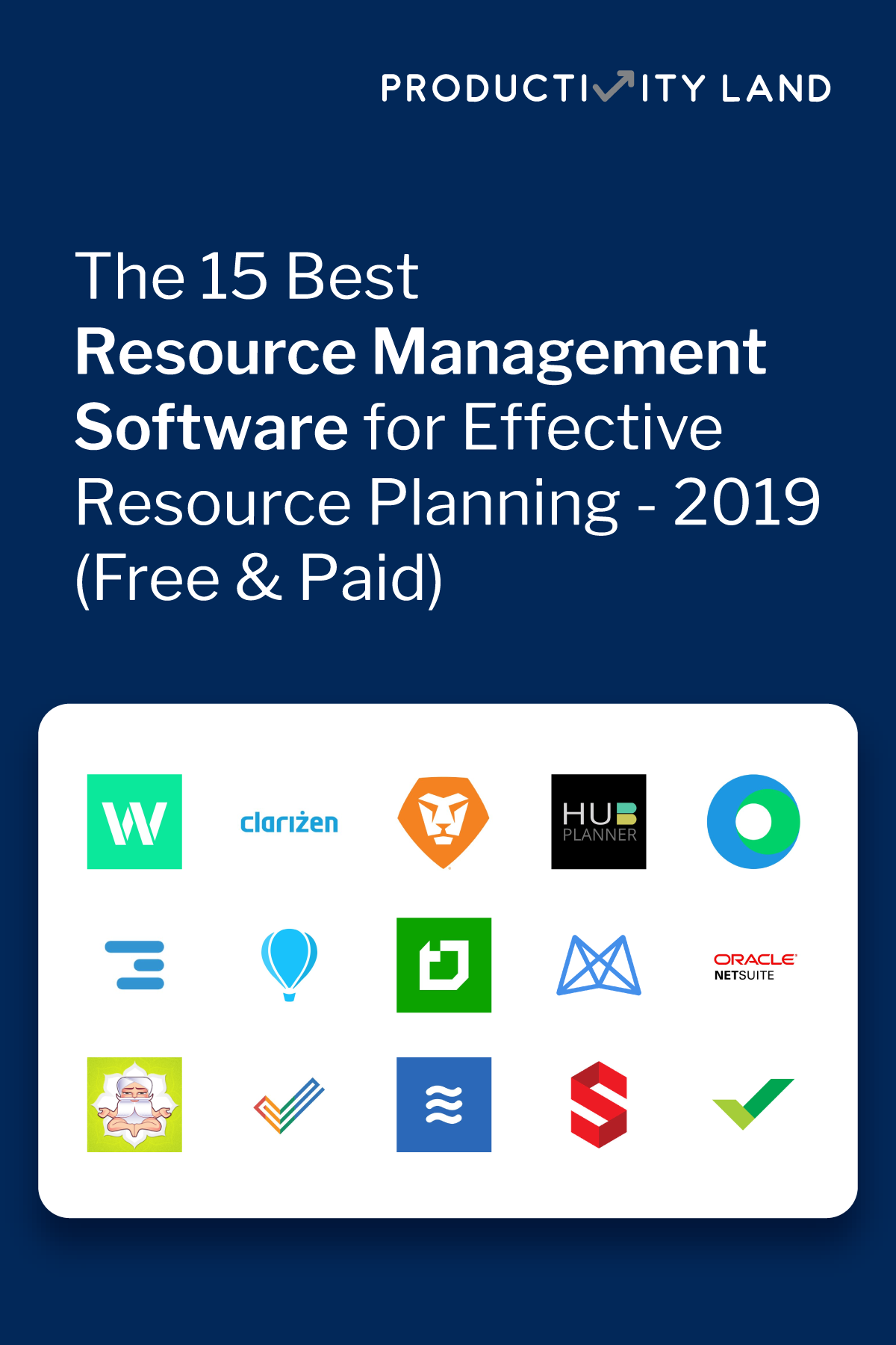 Manage Resource Want To Manage Your Project Resources Effectively Here Are The 15