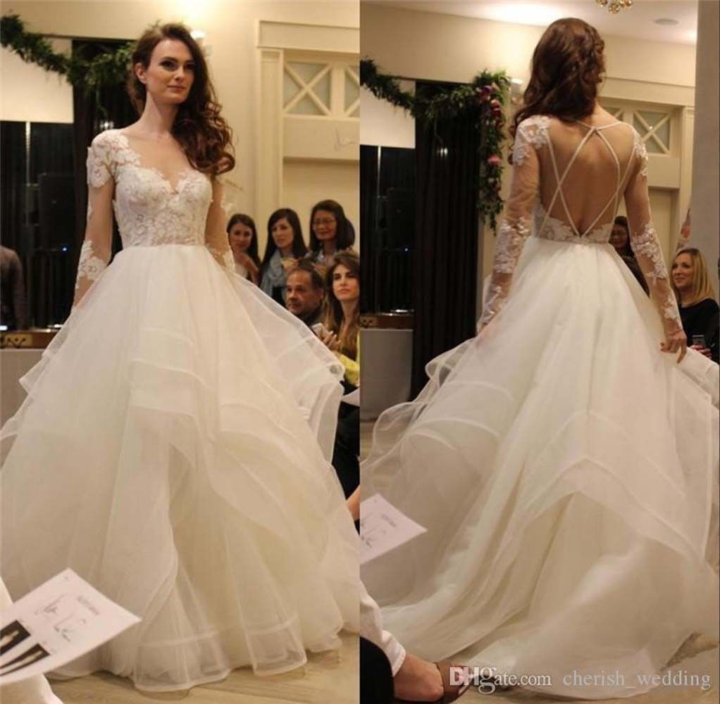 Dress for wedding evening party  Long Tulle Bridal Skirt Tiered Ruffles Wedding Evening Party Prom